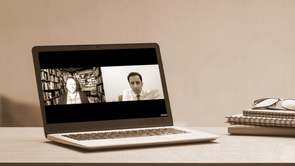 Anas Sarwar MSP in conversation with Chris Deerin