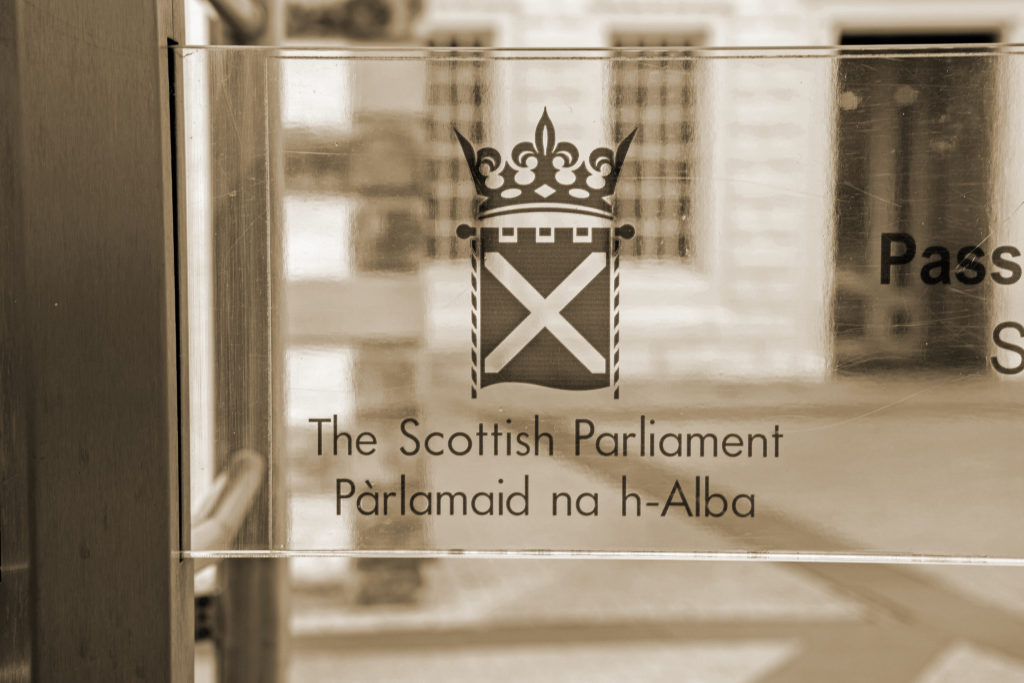 Cross-Party Politics: A Holyrood Manifesto for 2021